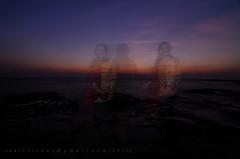 Mermaid Dream (Sharif Ripon (totographer)) Tags: light sunset sea water girl coral island evening mermaid bangladesh coralisland