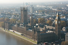 The Palace of Westminster (Robert Scarth) Tags: england london westminster europe housesofparliament londoneye parliament palace automator thepalaceofwestminster wappwolf