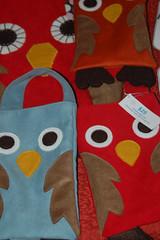 December 2: Owl Bags