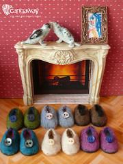 Blythe slippers