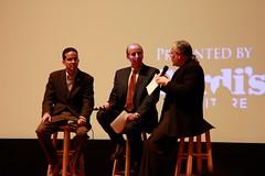 Mayor Angel Taveras, Joe Rocco & Barnaby Evans