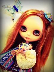 Pippa..Fluttering by