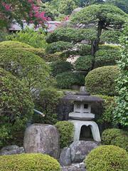 Garden, No-nin-ji Temple, Hanno, Saitama (EgoEye) Tags: japan garden japanese asia buddhist zen sacred saitama spiritual hanno stonelantern budhism eastasia noninji ishidōrō noninjitemple