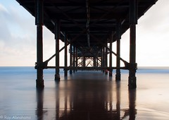 Under The Pier (RTA Photography) Tags: morning sea cold bay pier december tide paignton ndfilter ringexcellence lightroom4 rememberthatmomentlevel4 rememberthatmomentlevel1 rememberthatmomentlevel2 rememberthatmomentlevel3 rememberthatmomentlevel5 rememberthatmomentlevel6