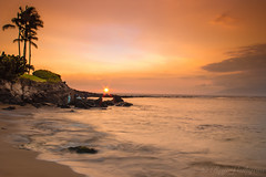 Maui, HI [Explored on 13/12/12] (Raji Vathyam) Tags: ocean road park pink blue trees sunset red sea orange usa green beach water beautiful rock forest hawaii pacific gorgeous maui hana seven pools jungle waterfalls sacred tropical jurassic gulch oheo napili keopuka