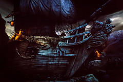 The Black Pearl (Kevin-Davis-Photography) Tags: world jack pirates carribean disney sparrow hollywood captain studios walt legend
