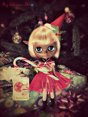 Blythe A Day Dec. 14th ~ Elf