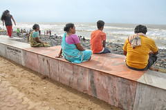 IMG_2889 (dr.subhadeep mondal's photography) Tags: street travel sea people india west color men canon photography women tourist bengal seacoast bayofbengal digha seabeach 1755mm besach 1000d