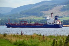 Cumbrian Fisher (Zak355) Tags: rothesay isleofbute bute scotland scottish tanker ship shipping cumbrianfisher riverclyde vessel