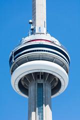 CN Tower II (freshwater2006) Tags: canada d7100 nikon toronto ontario canad ca cntower latourcn