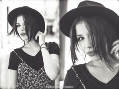 Araceli (MaxiKohan) Tags: maxikohanphotography maxikohan model modelling modelo beauty belleza girl chica youngbeauty portraiture portraits portrait retrato face redhead pelirroja hat sombrero