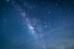Milky Way In&Out of focus (PongsawatD) Tags: milkyway sky star nightsky nature longexposure light bokeh canon eos5dmkii ef1635f28lii explore