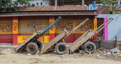Chittagong Carts (Andy.Gocher) Tags: andygocher canon100d asia bangladesh chittagong carts