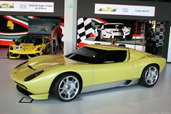 Lamborghini Miura Concept (Clment Tainturier) Tags: motors valley italy lamborghini museo santagata bolognese miura concept