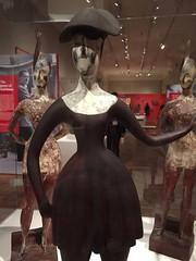 1-8 Nadelman Folk Art at NYHS (MsSusanB) Tags: nadelman nyhs circus folkart sculpture elie viola wood modernart