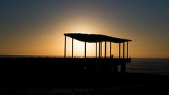 Friday morning (NOL LUV DI) Tags: sunrise napier hawkesbay viewingplatform sun silhouette selfie