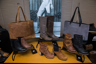 Sorel Boots at Tastemakers Lounge