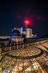 Jena (BLN1989) Tags: jena turm hochhaus licht light himmel sterne planetarium