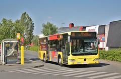 6430 26 (brossel 8260) Tags: belgique bus tec brabant wallon