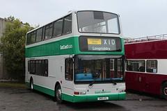 20-627 at the SVBM (Stuart Montgomery's Lothian Buses) Tags: ecb dennistrident plaxtonpresident svbm lothianbuses