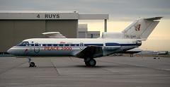 Yak-40 | EL-CAR | AMS | 19971229 (Wally.H) Tags: yak40 elcar ams eham yakovlev40 alesairlines amsterdam schiphol airport