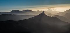 Gran Canaria Santa Cruz de Tejeda (Lucie van Dongen) Tags: canaria sunset grancanaria canaryislands landscape scenic scenery outdoor pastel coucher de soleil puesto del sol paisaje paysage