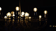 DSC03964 (kremer.christiane) Tags: copenhagen lamp lmpara museum museo contrast contraste light bulb luz ampolleta design product diseo producto objeto denmark dinamarca art arte copenhague