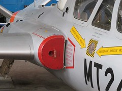"""Fouga Magister C.M.170 10 • <a style=""""font-size:0.8em;"""" href=""""http://www.flickr.com/photos/81723459@N04/29229597341/"""" target=""""_blank"""">View on Flickr</a>"""