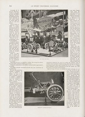 1907-12-01. Le Sport universel illustr 800 (foot-passenger) Tags: salondelautomobile 1907 france bnf gallica