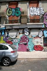 GOS - OREM (Jrgo) Tags: streetartlisbon lisbonstreetart streetartportugal lisbon portugal outsiderart outsiderartlisbon lisboa outsiderartportugal graffitilisbon portugalgraffiti streetsoflisbon urbanart art streetart graffiti gos orem