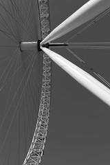 x)<< (Csaba_Bajko) Tags: londoneye wheel explored