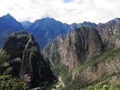 A View from Machu Picchu (jenmigliore) Tags: machu picchu mountains peru