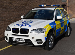 SD63GXO (Cobalt271) Tags: sd63gxo police scotland semper viglio bmw x5 xdrive 30d drpu 4x4 vehicle
