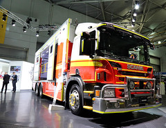 Varley SEM (adelaidefire) Tags: australasian fire emergency service authorities council afac 2016 brisbane queensland australia afac16 varley sem scania qfes services