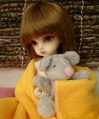 little sister (claudine6677) Tags: bjd yosd dim doll mind winny