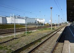 Waren an der Mritz ( Percy Germany  ) Tags: warenmritz waren bahnhofwaren warenbahnhof warenandermritz berlin