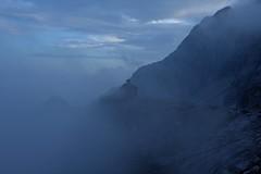 Piovigginando sale (Guido Locatelli) Tags: nebbia acqua chiesa god montain canon
