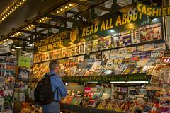 Newsstand (Bingo3362) Tags: seattle washington newstand magazines pikeplace