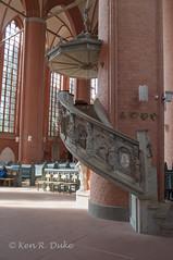 St. Michaels Church, Lneburg,Lower Saxony, Germany (Kenray44) Tags: germany deutschland lneburg niedersachsen lowersaxony stmichaelschurch