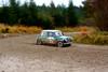 A Mini, Mini Cooper at the Malton Forest Rally (Chris McLoughlin) Tags: race action rally minicooper chrismcloughlin maltonforestrally terrycree richardshores sal552002 sonya77 slta77