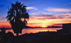 Sunrise from Caracol (malcolmharris64) Tags: ocean sunset sea sky seascape beach water sunrise mexico islands sailing gulf bahia sail ensenada tropic baja cortez cutter alajuela