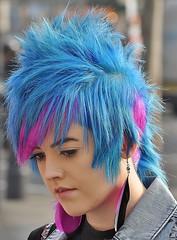 Turquoise Top (jaykay72) Tags: street uk london candid streetphotography trafalgarsquare londonist stphotographia