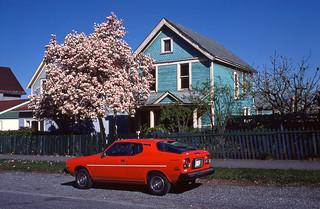 Vancouver - April 1978
