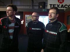 James, James and Ben