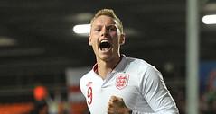 England Under-21 boss Stuart Pearce hails striker Connor Wickham's display