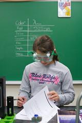 DSC_4599 (Sweet Briar Photos) Tags: fall students student chemistry semester 2012 sciencelab guionsciencecenter fallsemester2012