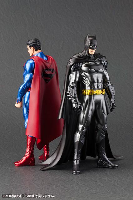 壽屋 正義聯盟的蝙蝠俠 NEW52的版本