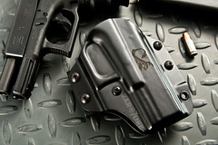 Praetor Defense Glock 19 Holster (ZERO7ONE-Photography) Tags: concealed holster glock glock19 concealment g19 kydex praetor praetordefense zero7one