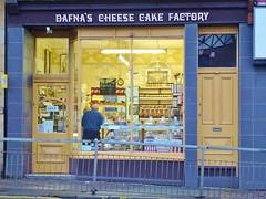 Dafna's Cheesecake Factory (Radarsmum67) Tags: window shop cheesecake shopfront smithdown dafna