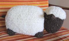 Grazing Sheep Pillow PDF